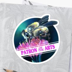 PotA sticker
