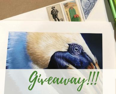 Pelican Card Giveaway
